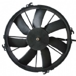 Brushless Axial Fan 24V, 305MM, Suction, Variable Speeds